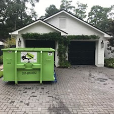Houston Dumpster Rental